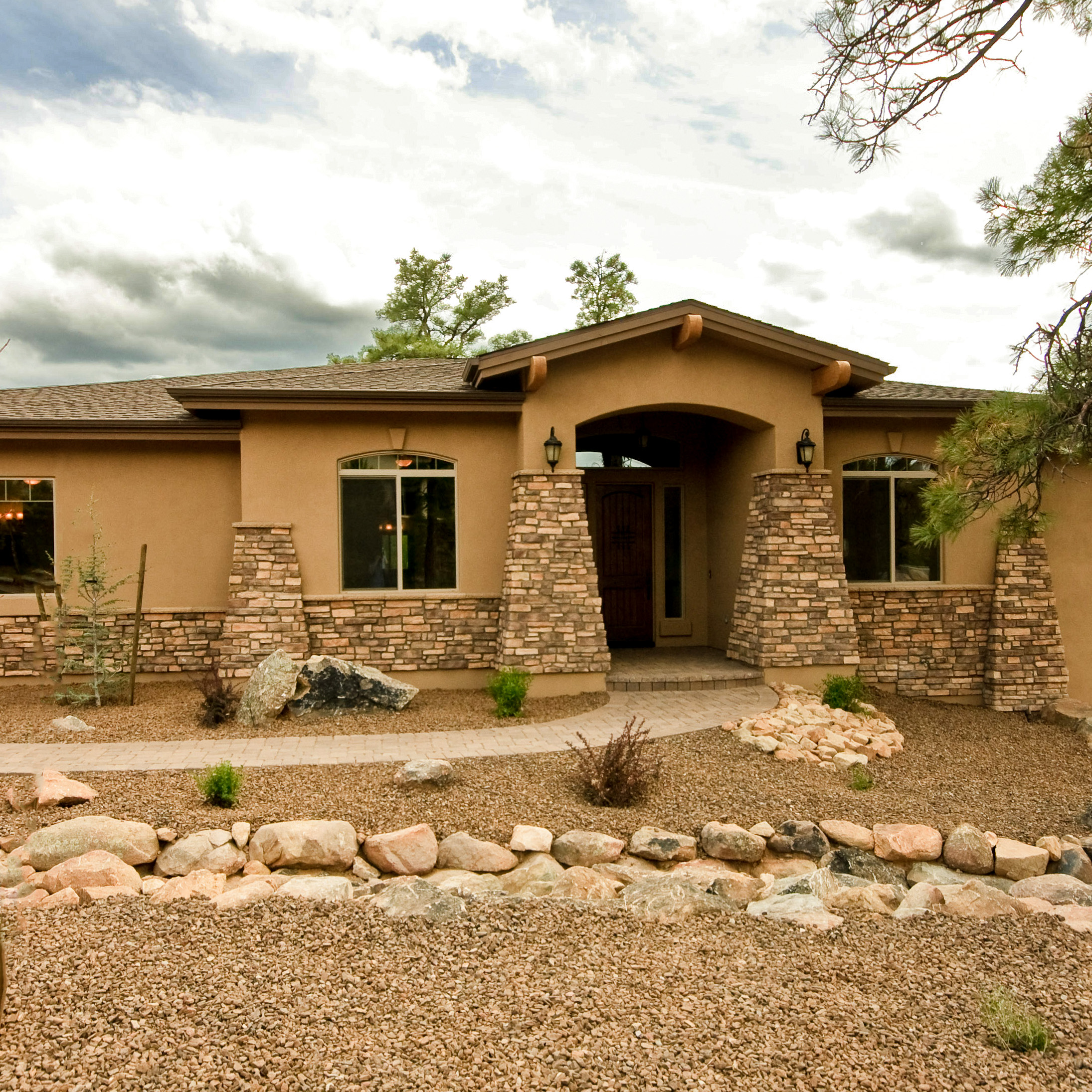 Custom home builders in prescott az aspen valley homes for My custom home